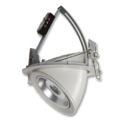 12W gimble LED downlight