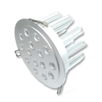 18x3W super power LED downlight