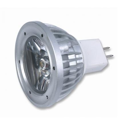 1x3W MR16 LED Spotlight