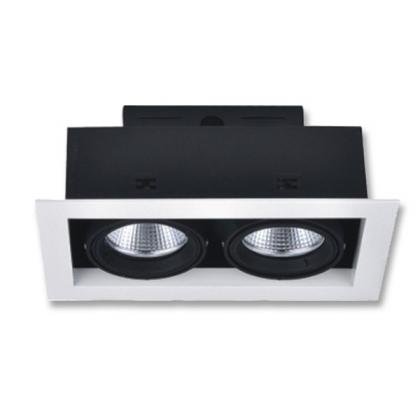 30W COB LED grille ceiling light