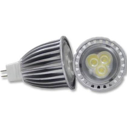 12V GU5.3 MR16 LED lamp