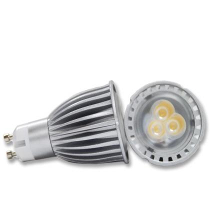 3x2W MR16 GU10 LED Spotlight