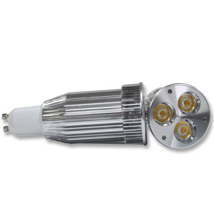 3x3W MR16 GU10 LED Spotlight