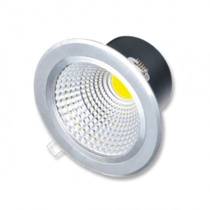 "4"" 15W reflector COB LED Downlight"