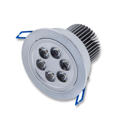 6x1W kitchen LED downlight