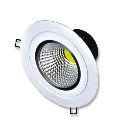 "6"" 15W  recessed COB LED Downlight"