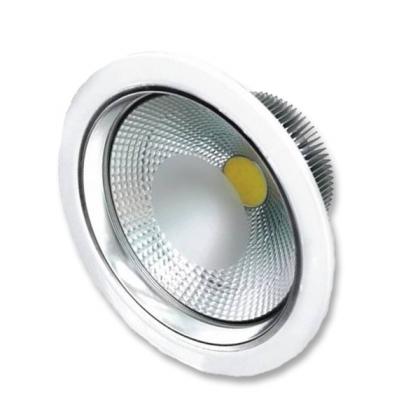 "8"" 15W retrofit COB LED downlight"