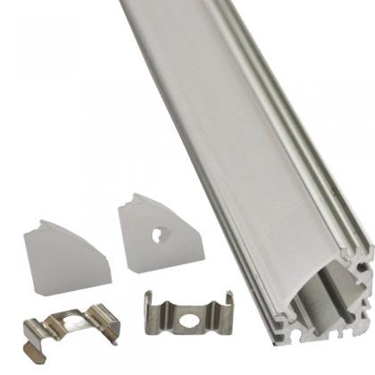90 Deg corner LED profile