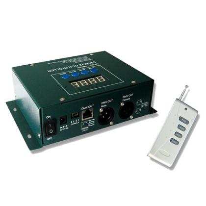 DMX RGB LED Controller