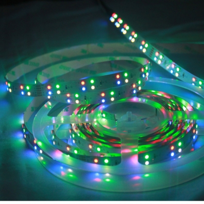 Double row 3528 RGBW LED strip
