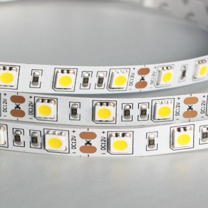 Non-waterproof IP20 5050 LED Strip