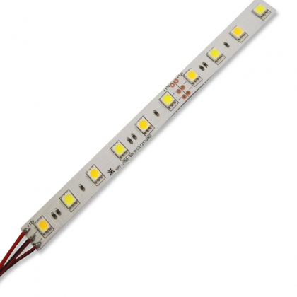 Non-waterproof IP20 CCT adjustable LED strip