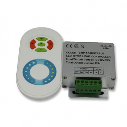 RF Color Temperature Adjustable Controller