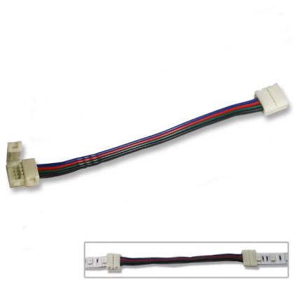 RGB LED strip fast connector