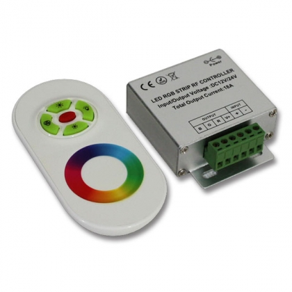 Rainbow touch RGB LED Controller