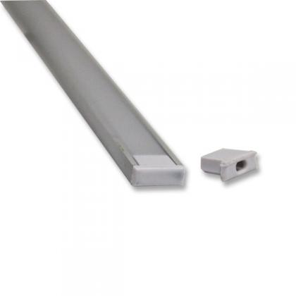 Slim alu LED profile