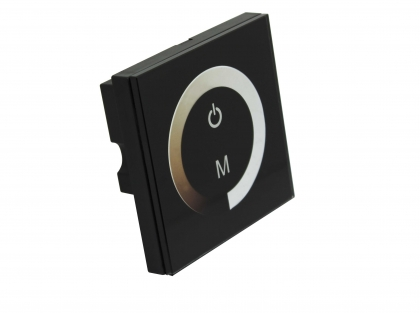 Wall mount LED dimmer