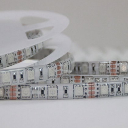 Weatherproof IP64 Flexible 5050 RGB LED Ribbon