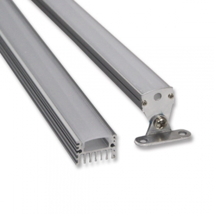 heavy-duty aluminum LED extrusion