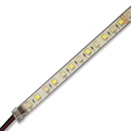 waterproof IP65 5050 RGB white LED strip